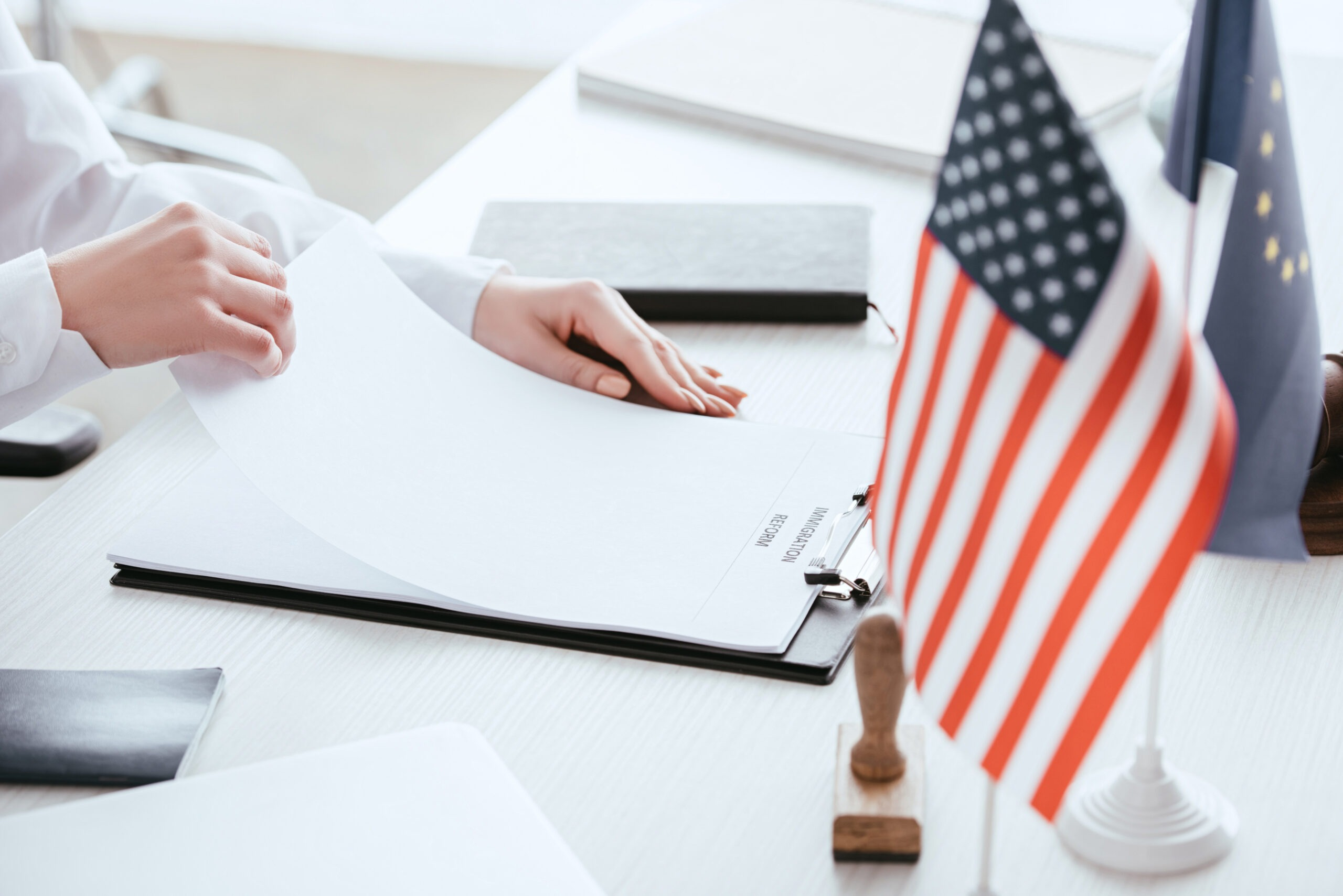 US Immigration Reform Bill Points – Employment-Based